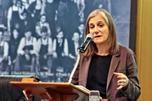 Photos from Amy Goodman and Denis Moynihan at Silenced Majority Book Tour in KC