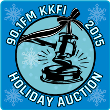 KKFI Holiday Auction 2015 @ Ollie's Local | Kansas City | Missouri | United States