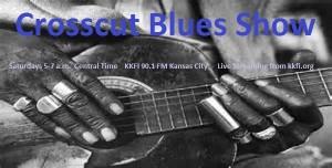 Crosscut Blues Logo