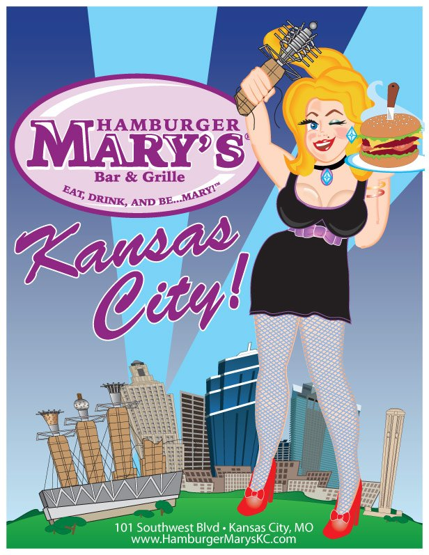 Hamburger Mary's in Kansas City