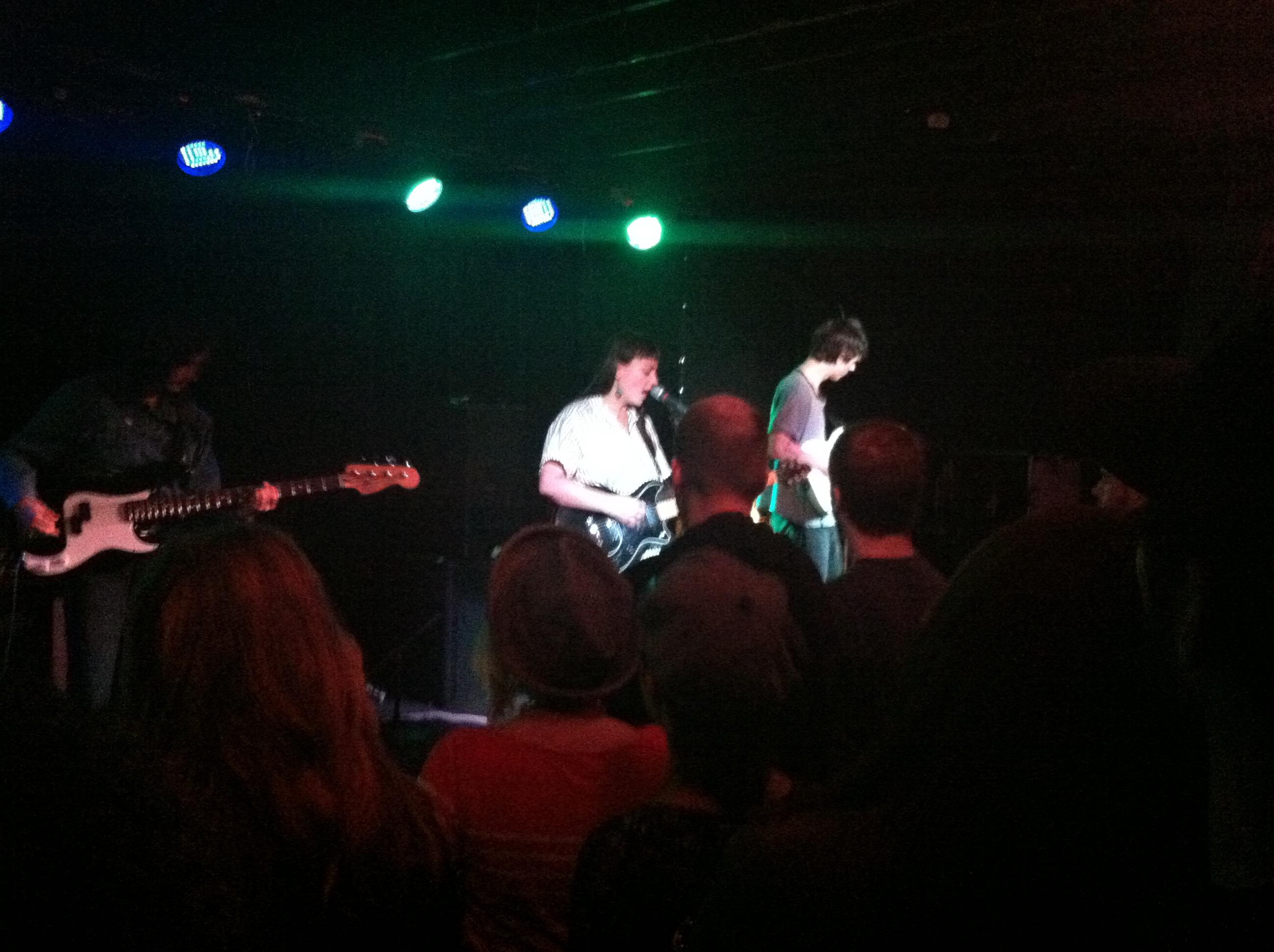 Angel Olsen Live at the Riot Room -