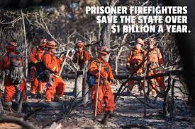 Prison firefighters