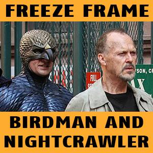 Reviews Of Birdman And Nightcrawler