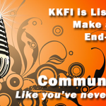 KKFI Donate at the End of the Year 2014