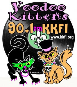 Voodoo Kittens Road Trippin Blues