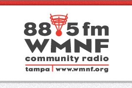 WMNF 88.5 FM Tampa, Florida
